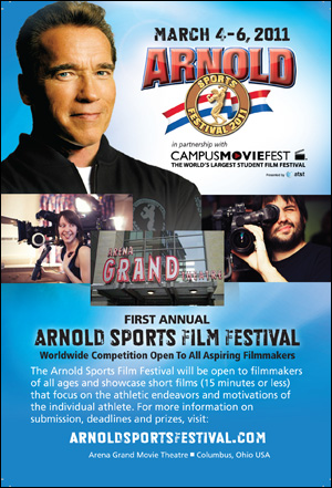 Arnolds Sports Film Festival 2011