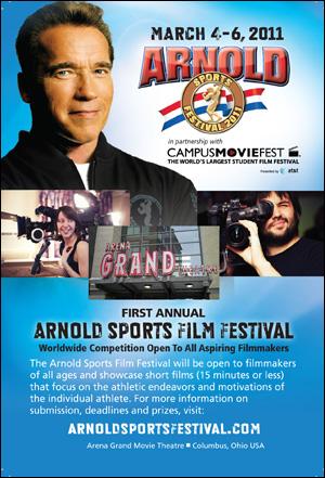 Arnolds Sports Film Festival 2011